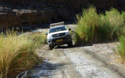 Rhino Ugab River Camp