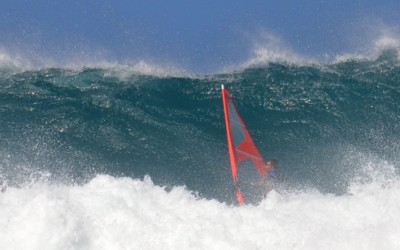 Finally a North Swell…