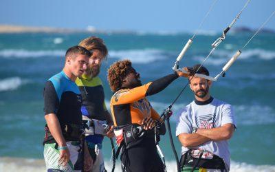 Cape Verde Kiting