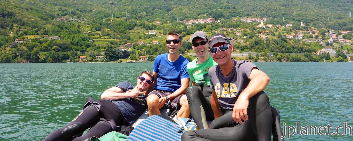 Lago di Como Opening