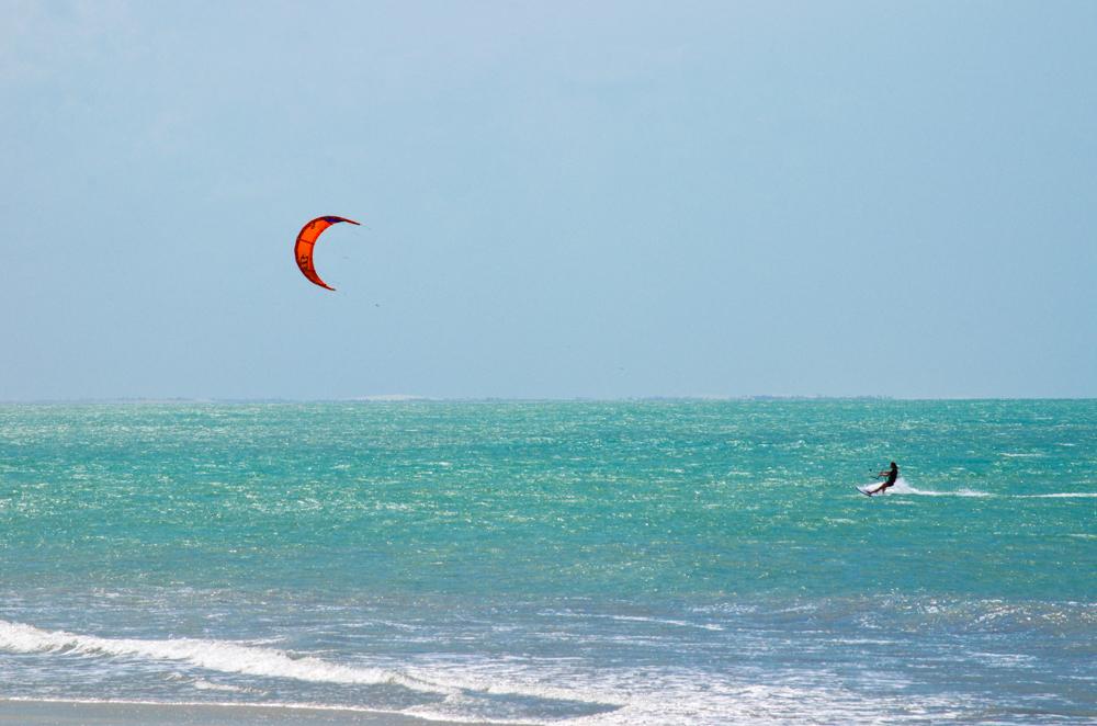 Brazil Kitesurfing in Prea