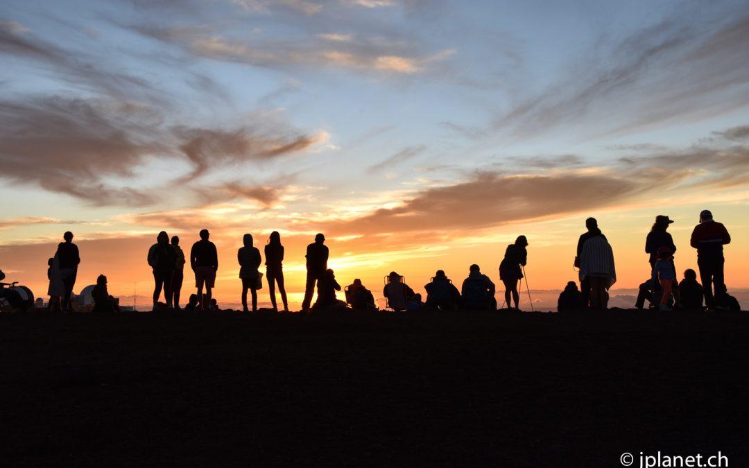 Sunset on Haleakala – Maui's Majestic Volcano