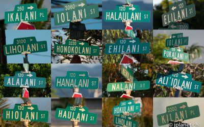 The Streets of Pukalani