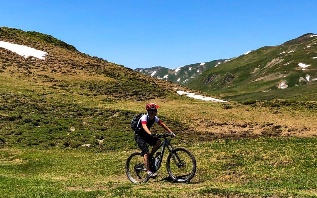 Bike tour Durannapass