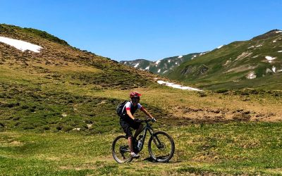 Bike tour Durannapass